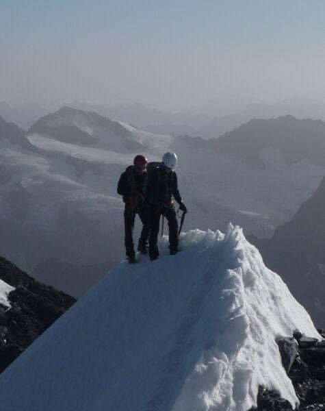 Grundausbildung Fels und Eis