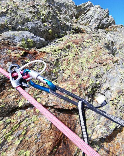 Tourenleiter-FK: Alpine Kletterrouten - Mobile Absicherung und alpine Anwendertour