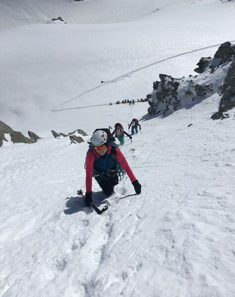 Einführung Skihochtouren