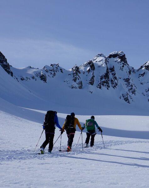 Tourenplanung Winter, Risiko Management