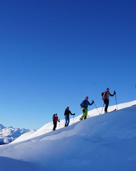 Grundkurs Skitouren