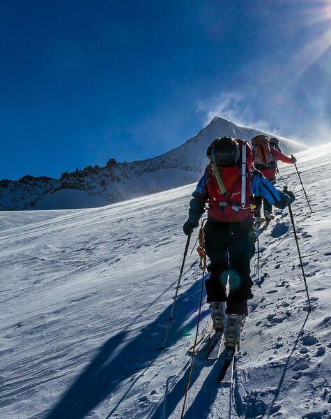 Einführung Skitouren