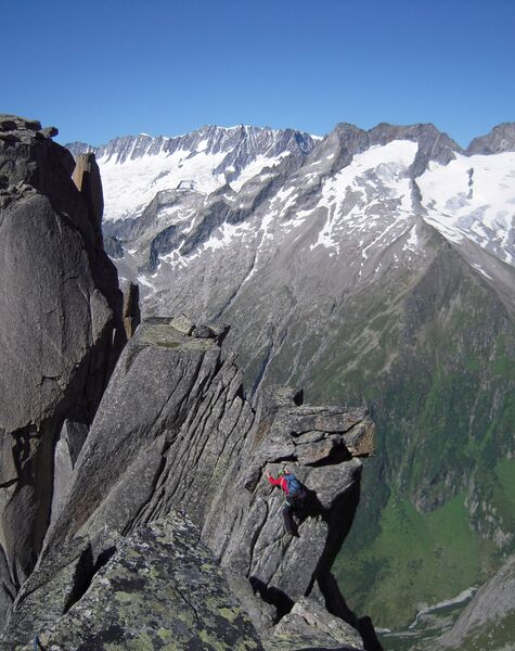 Alpines Klettern, Clean Climbing Niveau 5a-5c