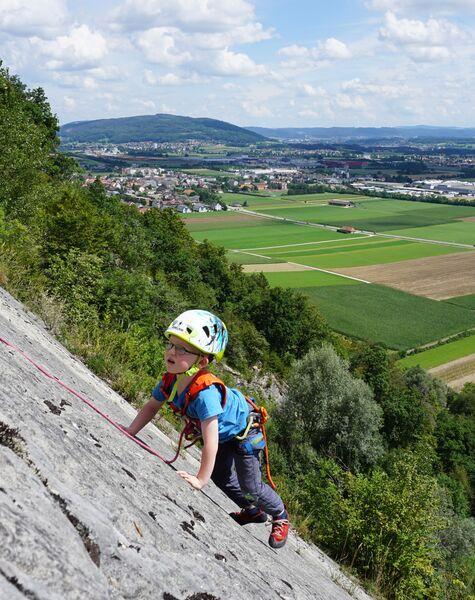 Klettern für Familien